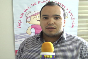 Fonte: TV Barretos Na foto o presidente do Conselho Municipal do Idoso, Gustavo Henrique Frederico Rodrigues.